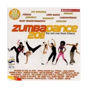 Zumba Dance 2011 - CD