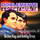 "Richie Ray and Bobby Cruz ""Doblemente Espectacular"" 