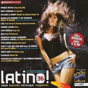 Latino 36 - CD | Used