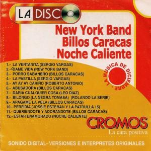 La Disco Compilation Cromos   CD Usado