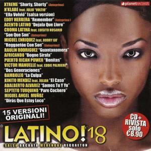 Latino 18   CD Used