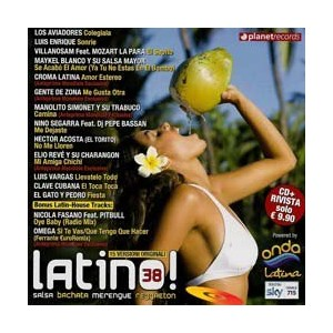 Latino 38 - CD Used