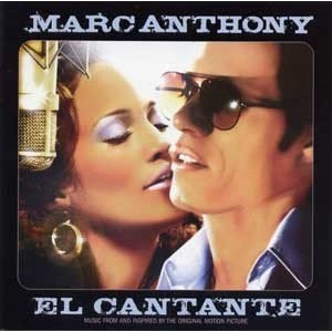 "Marc Anthony ""El Cantante"" - CD Used"