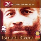 "Ismael Rivera ""Historia Musical 40 Hits"" - 2CD"
