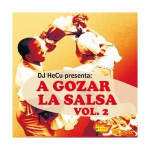 A Gozar La Salsa Vol.2 | CD