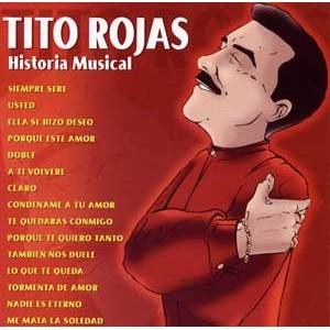"Tito Rojas ""Historia Musical"" - CD"