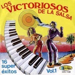 Los Victoriosos De La Salsa Vol.1 - CD