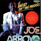 "Joe Arroyo ""Fuego En Mi Mente 16 Grandes Exitos"" 