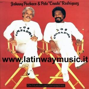 """Johnny Pacheco & Pete Conde Rodriguez """"De Nuevo Los Compadres""""- CD"""