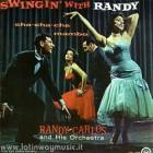 "Randy Carlos And His Orchestra ""Pachanga Con Cha Cha Cha"" - CD"