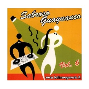 Sabroso Guaguanco Vol.6 | CD