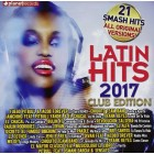 Latin Hits 2017 Club Edition| CD