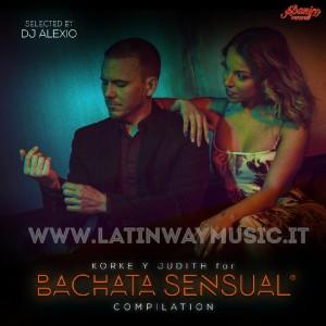 "Korke Y Judith ""Bachata Sensual Compilation"" | CD"