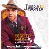 """Pedrito Calvo Junior """"Justo A Tu Gusto"""" CD"""