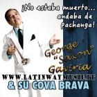 "George Saxon Gaviria Y Su Cova Brava ""No Estaba Muerto Andaba De Pachanga"" | CD"