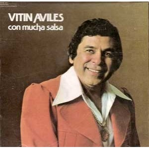 "Vitin Aviles ""Con Mucha Salsa"" | CD Used"