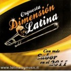 "Orquesta Dimension Latina ""Con Mas Sabor En El 2011"" 