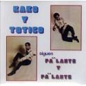"Kako y Totico "" Siguen Pa'Lante y Pa'Lante"" | CD"