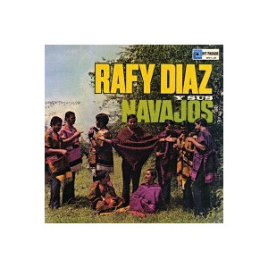 "Rafy Diaz Y Sus Navajos ""Rafy Diaz Y Sus Navajos"" | CD"