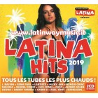 Latina Hits Summer 2019 | 2CD