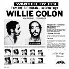 """Willie Colon """"La Gran Fuga"""" - CD"""