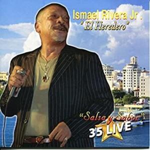 """Ismael Rivera Jr. """"El Heredero - Salsa Y Sabor"""" - CD"""