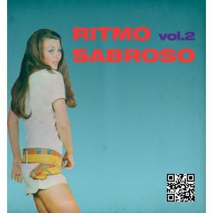 Ritmo Sabroso Vol.2 - CD