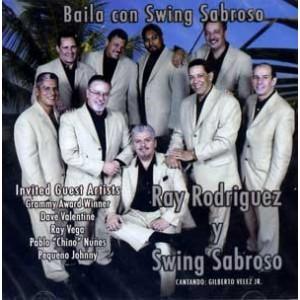 """Ray Rodriguez y Swing Sabroso """"Baila con Swing Sabroso""""-CD"""