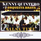 "Kenny Quintero Y Su Orquesta Brava ""Salsa Time"" - CD"