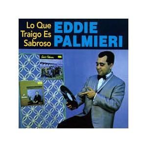 """Eddie Palmieri """"Lo Que Traigo Es Sabroso"""" - CD"""