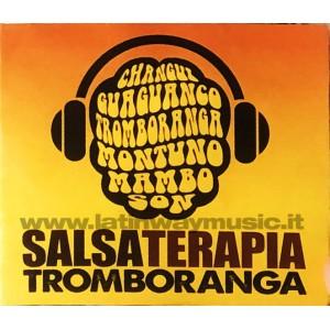 "Tromboranga ""Salsaterapia"" | CD"
