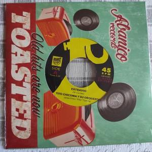 Tito Chicoma Y Su Orquesta/ Melcochita Y Su Conjunto | Extravio / Cobardia | Vinyl