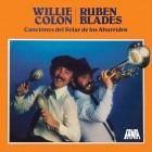 """Willie Colon /Ruben Blades """"Canciones del Solar de Los Aburridos"""