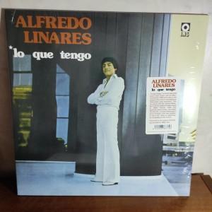 Alfredo Linares  ° Lo Que Tengo° | LP