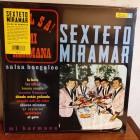 "Sexteto Miramar "" ¡Salsa! Mi Hermana"" | LP"