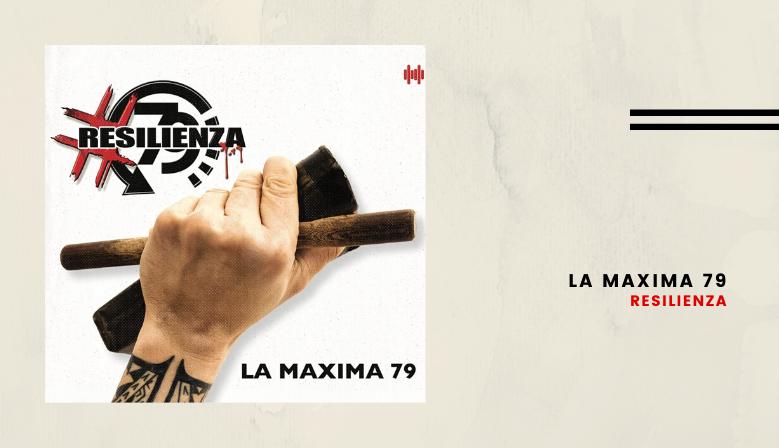 """La Maxima 79 """"Risilienza""""   CD"""