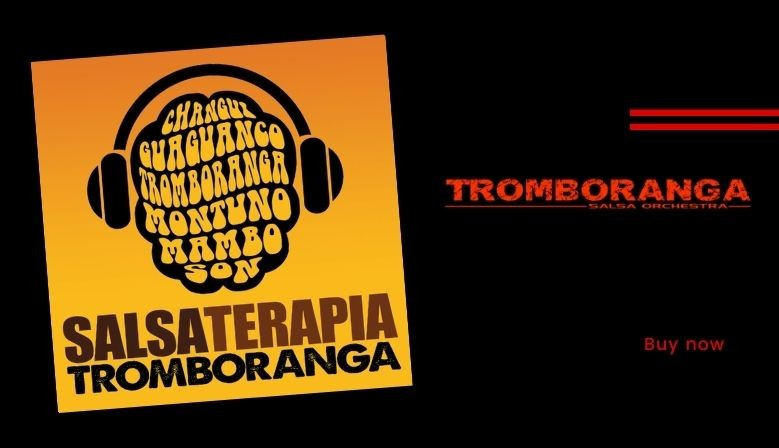 "Tromboranga New Album ""Salsaterapia"""