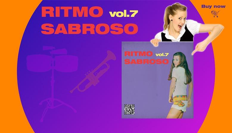 Ritmo Sabroso Vol.7 Only Digital Album