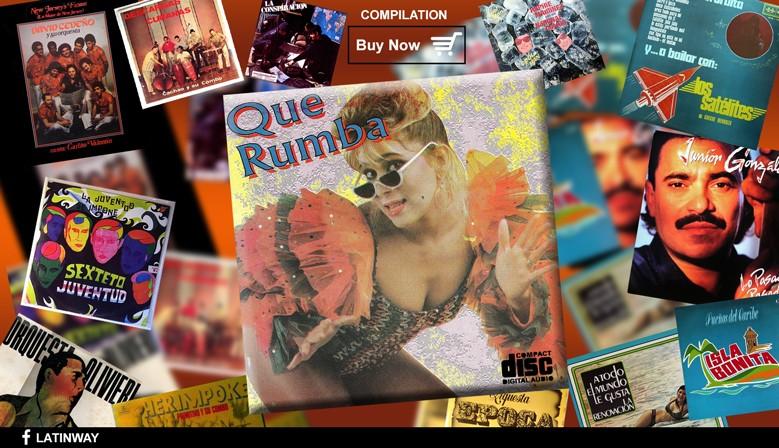 "Que Rumba "" Compilation""| CD"