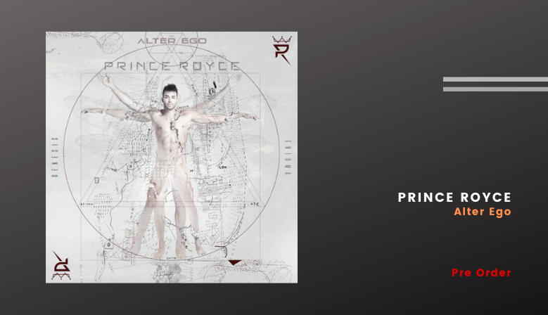 "Prince Royce ""Alter Ego""   CD"
