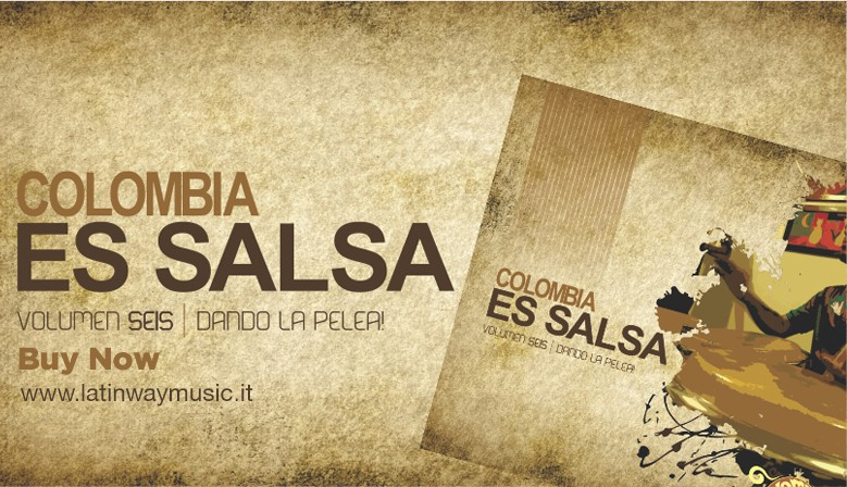 Colombia es Salsa Vol.6